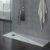 Piatto doccia 120×70 ardesia