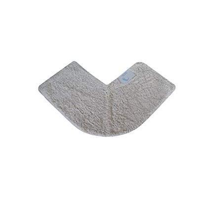 Santec Tappeto de bagno di microfibra per docce con fondo antiscivolo
